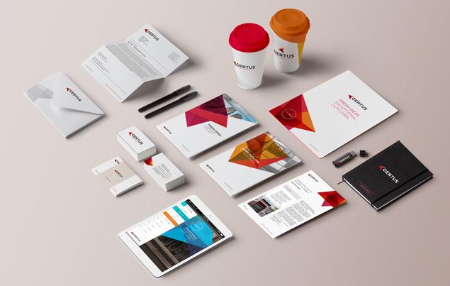 Certus Solutions - Brand Work