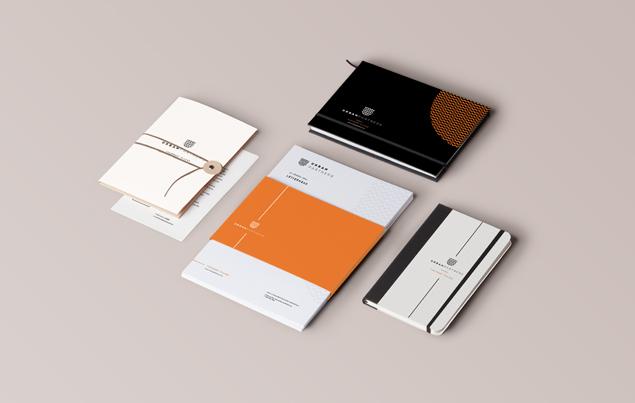 Urban Partners - Brand Work
