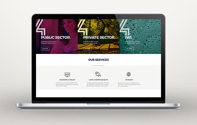 4Sight - Website Work