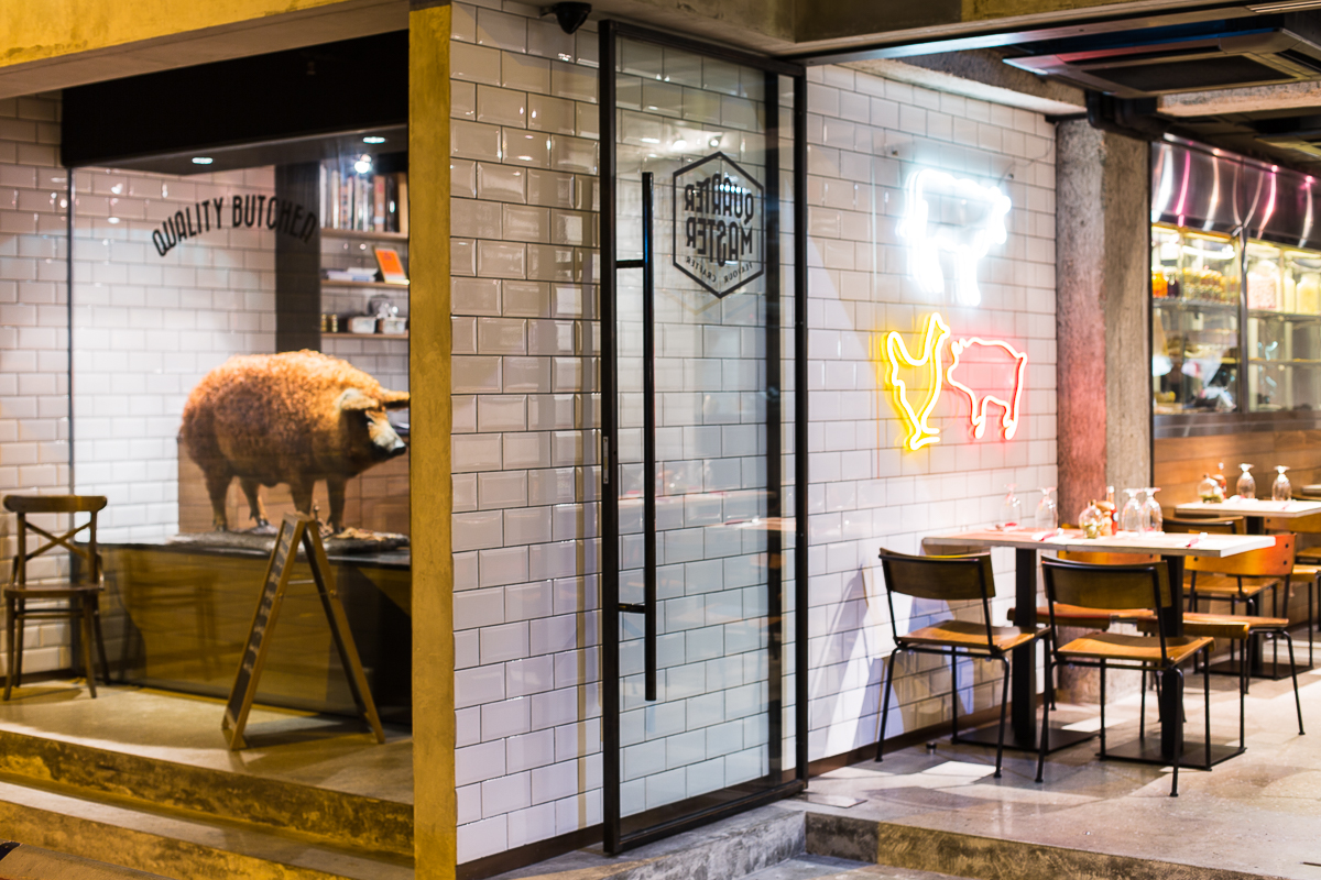 Butchery Concept Store Designed by Insitu & Partners Hong Kong