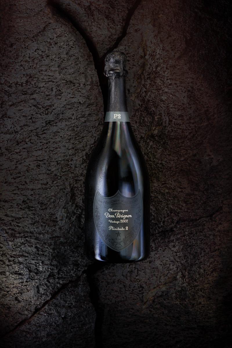 Dom Pérignon P2 2002