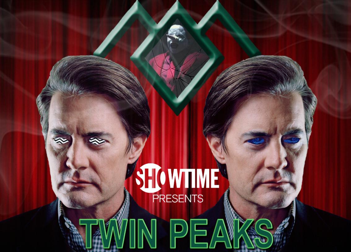"""Mock  Twin Peaks  """"Season 3"""" Poster"""