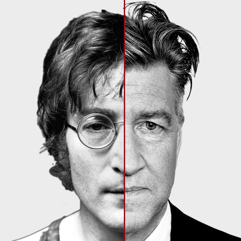 Lynch , and one of my other idols,  John Lennon