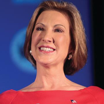 Carly Fiorina Facebook Page
