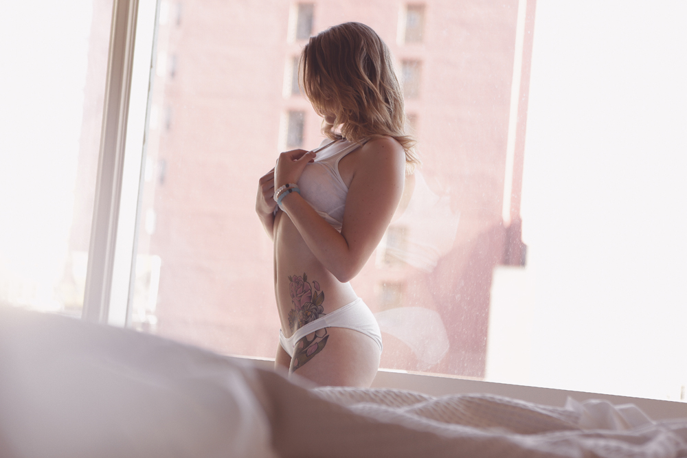 Window and Lingerie