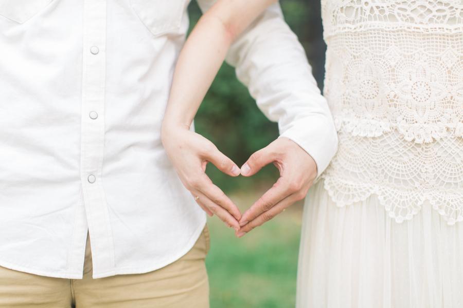 lovely engagement photoshoot