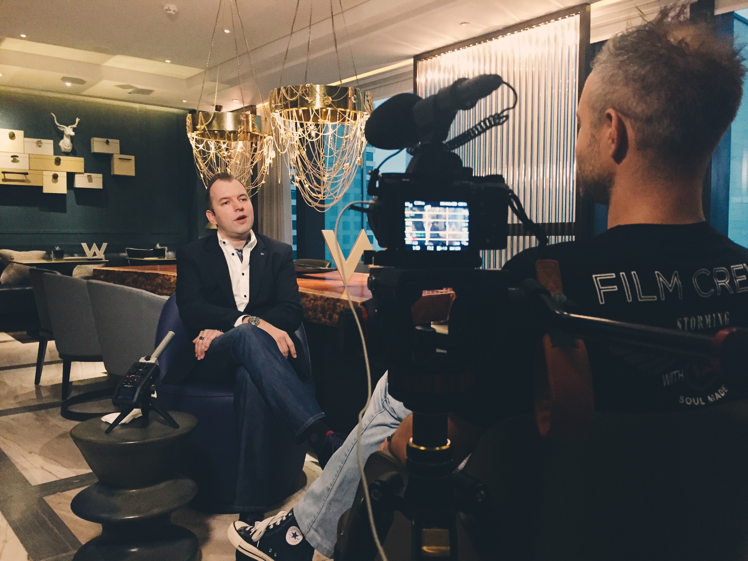 interview with the w hotels gm