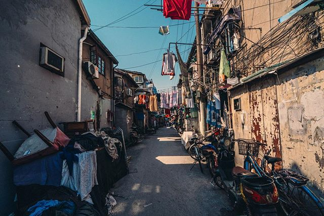 Another colorful mess in #Shanghai #china