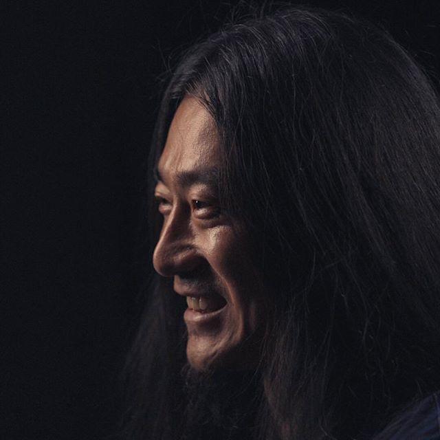 Side portrait of #chineseopera #choreographer #ZhaoLiang