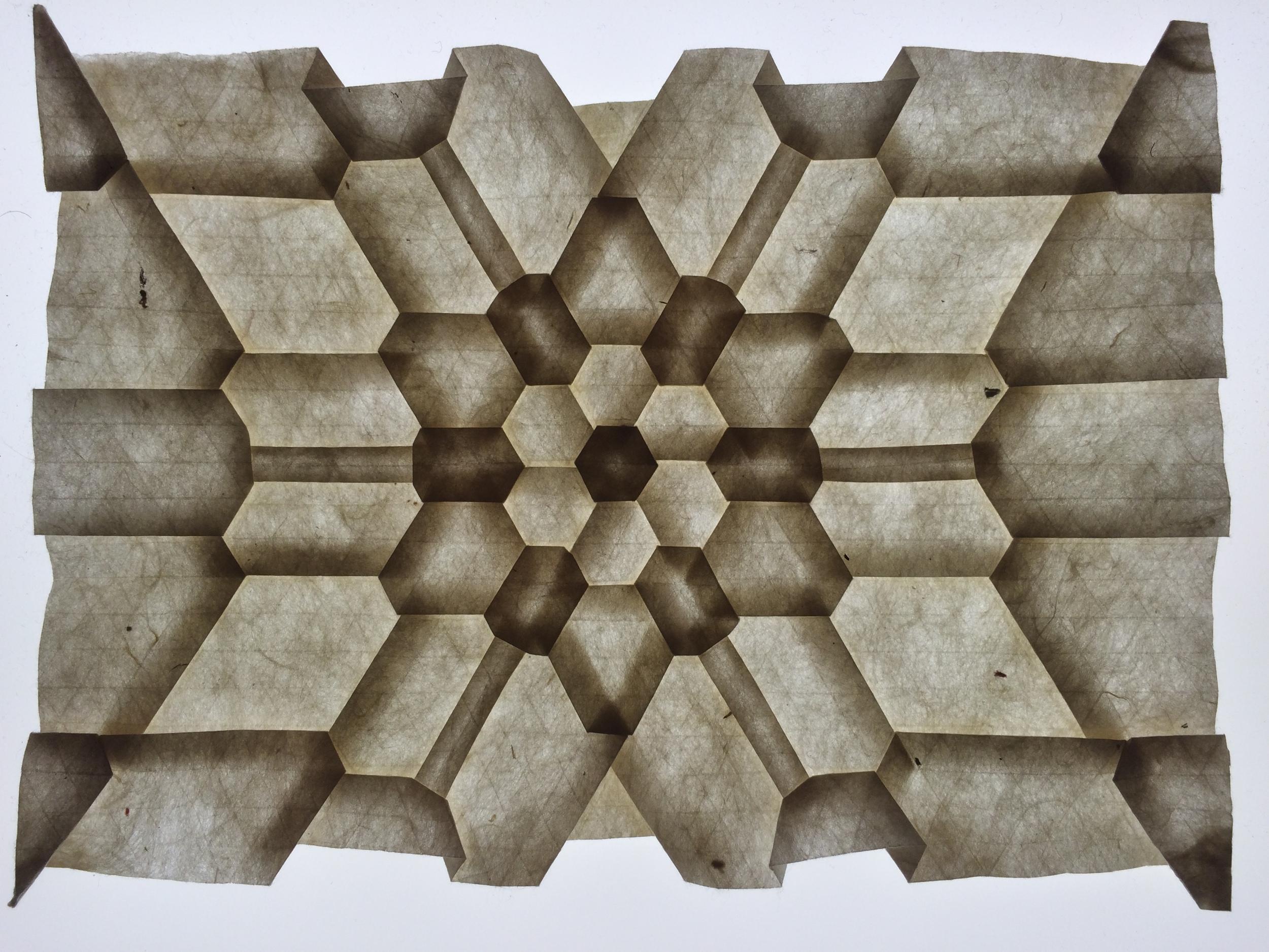 Back of Pattern