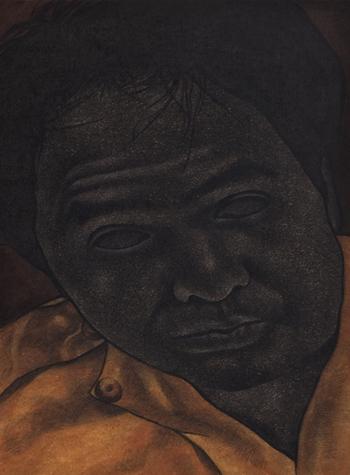 반항하는 아들에게 밀침을 당한 어느 40대 가장의 초상