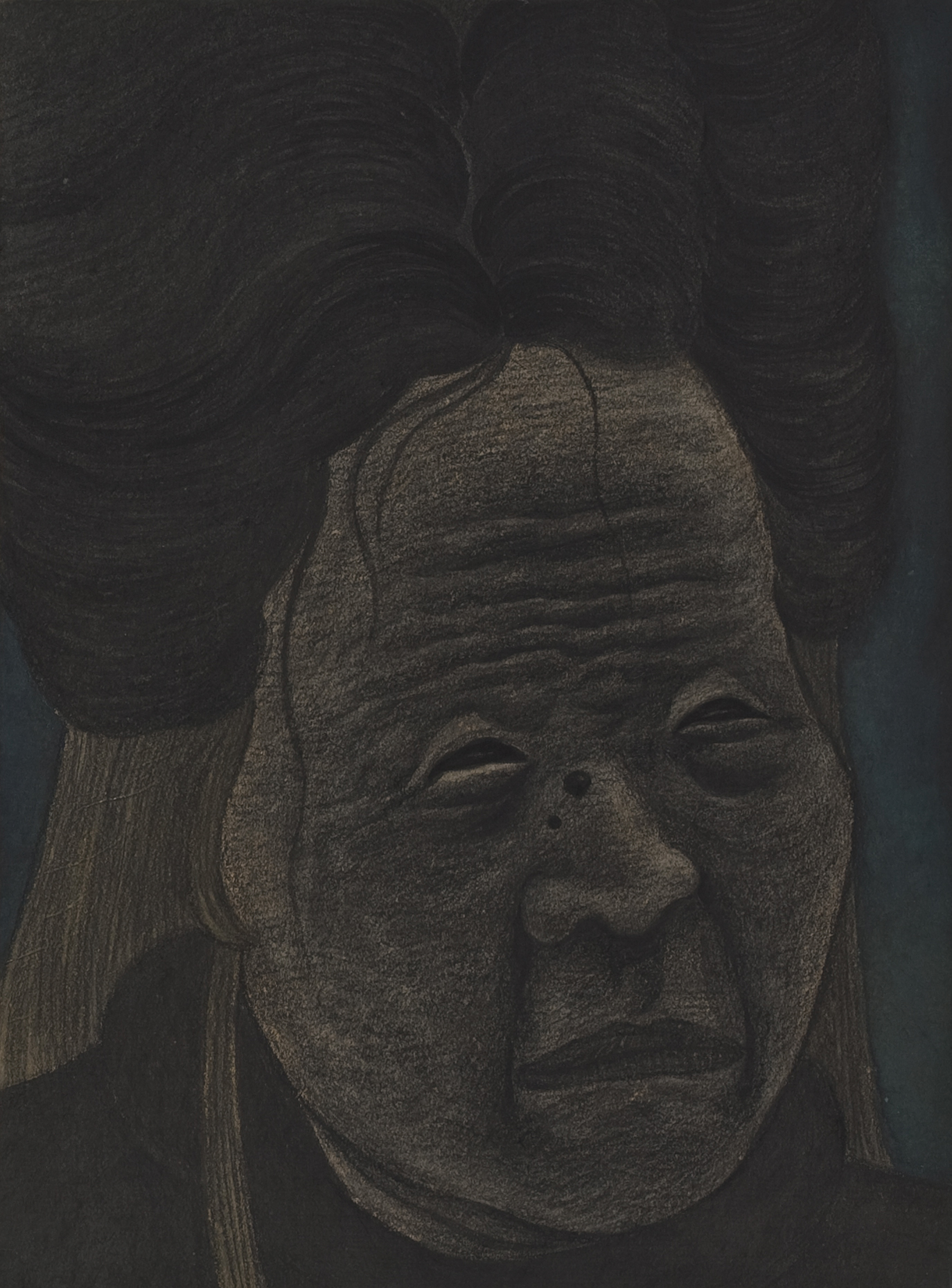 메텔의 초상
