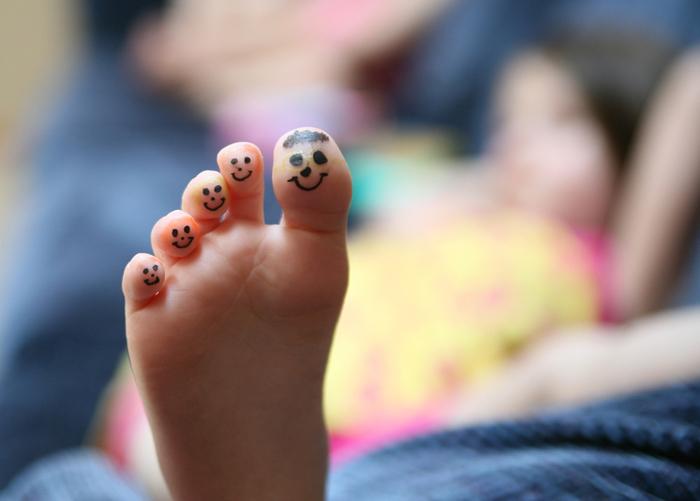 Children & Foot Health