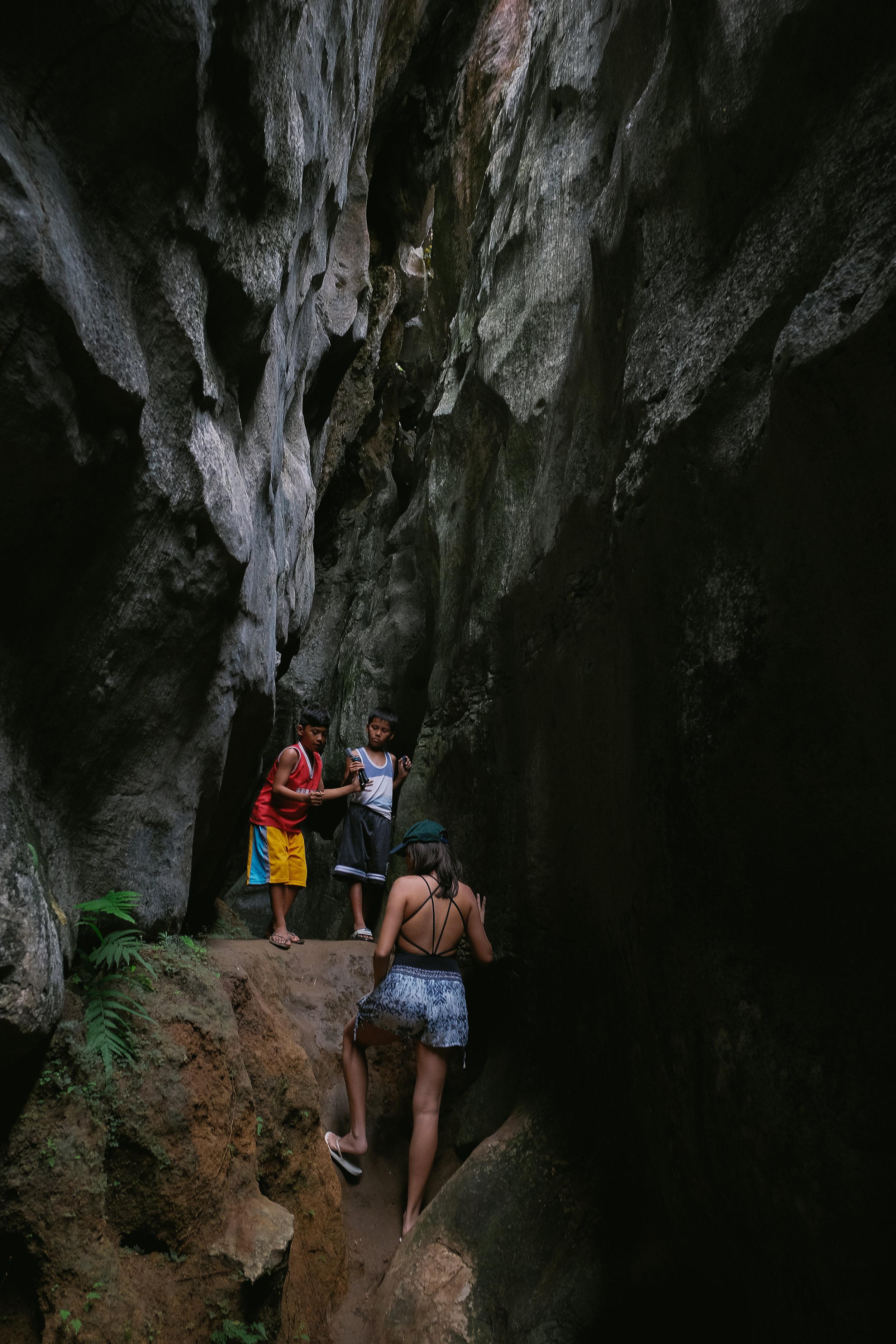 Malangaan Cave, Bulacan