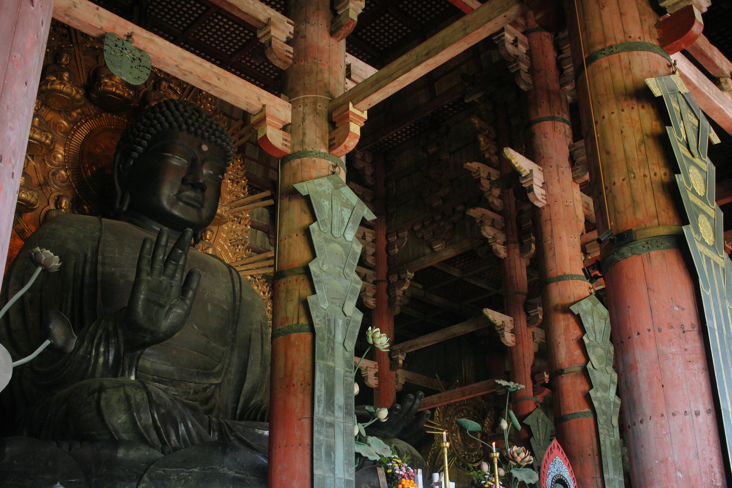 Daibutsuden, Nara, Japan