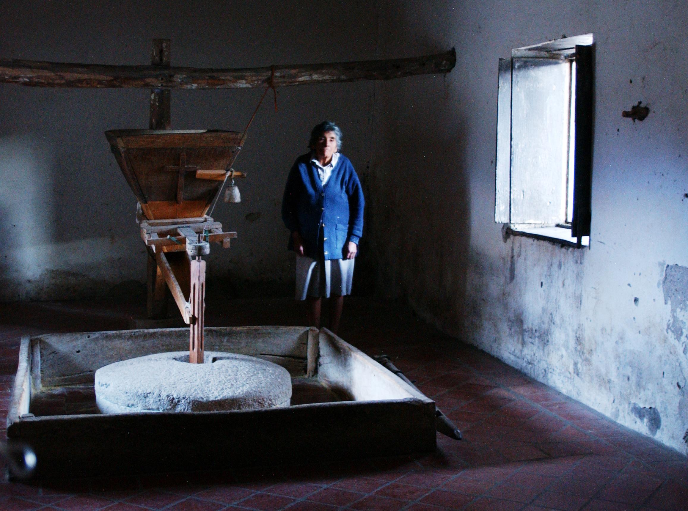 Grain Mill, Mendoza