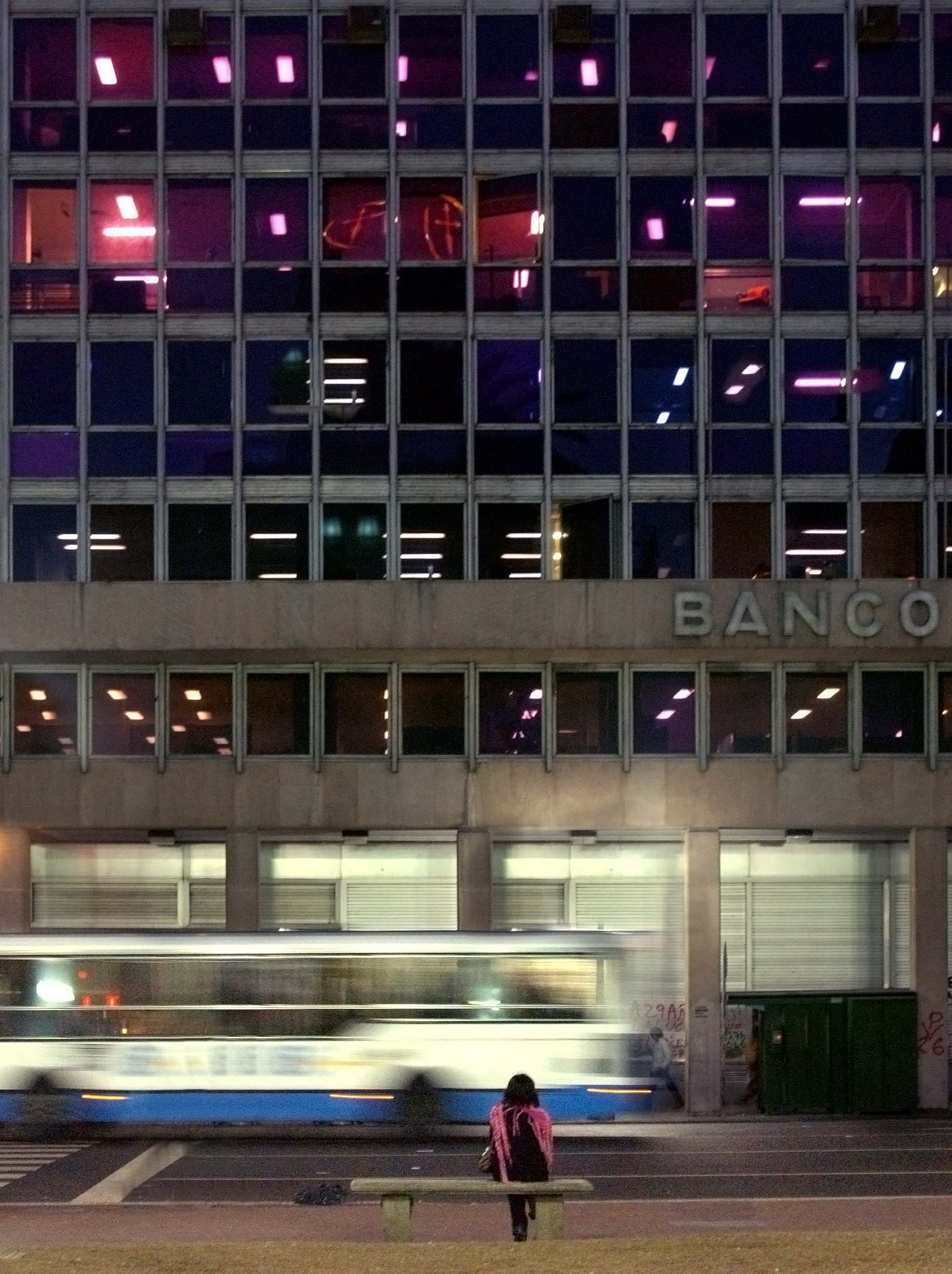 Banco, Beunos Aires