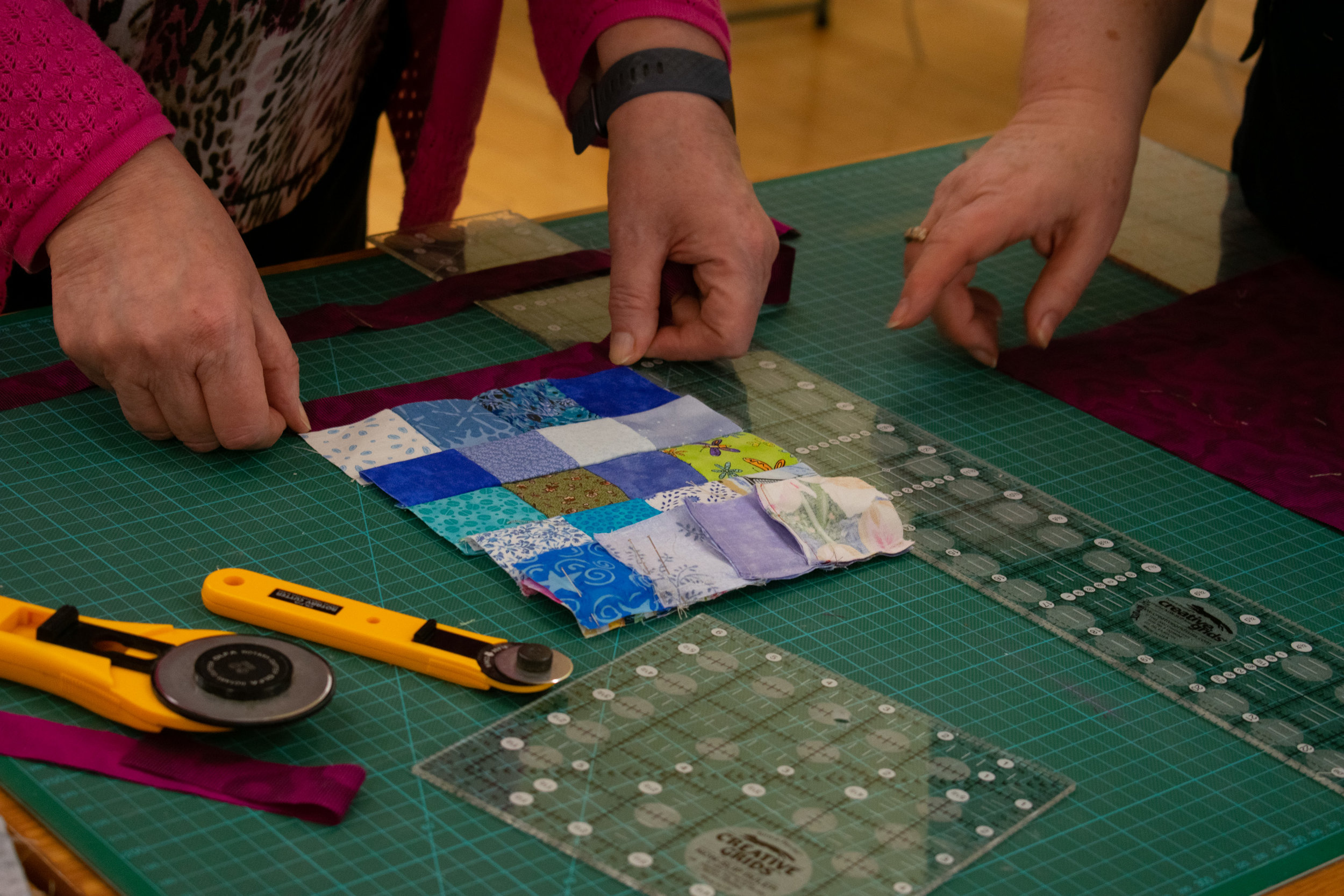 Introduction to patchwork workshop jan 2019