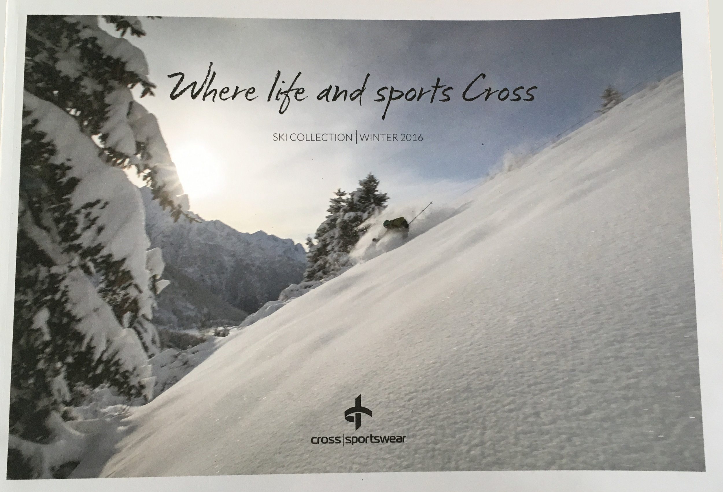 Cover Cross Ski Collection 2016