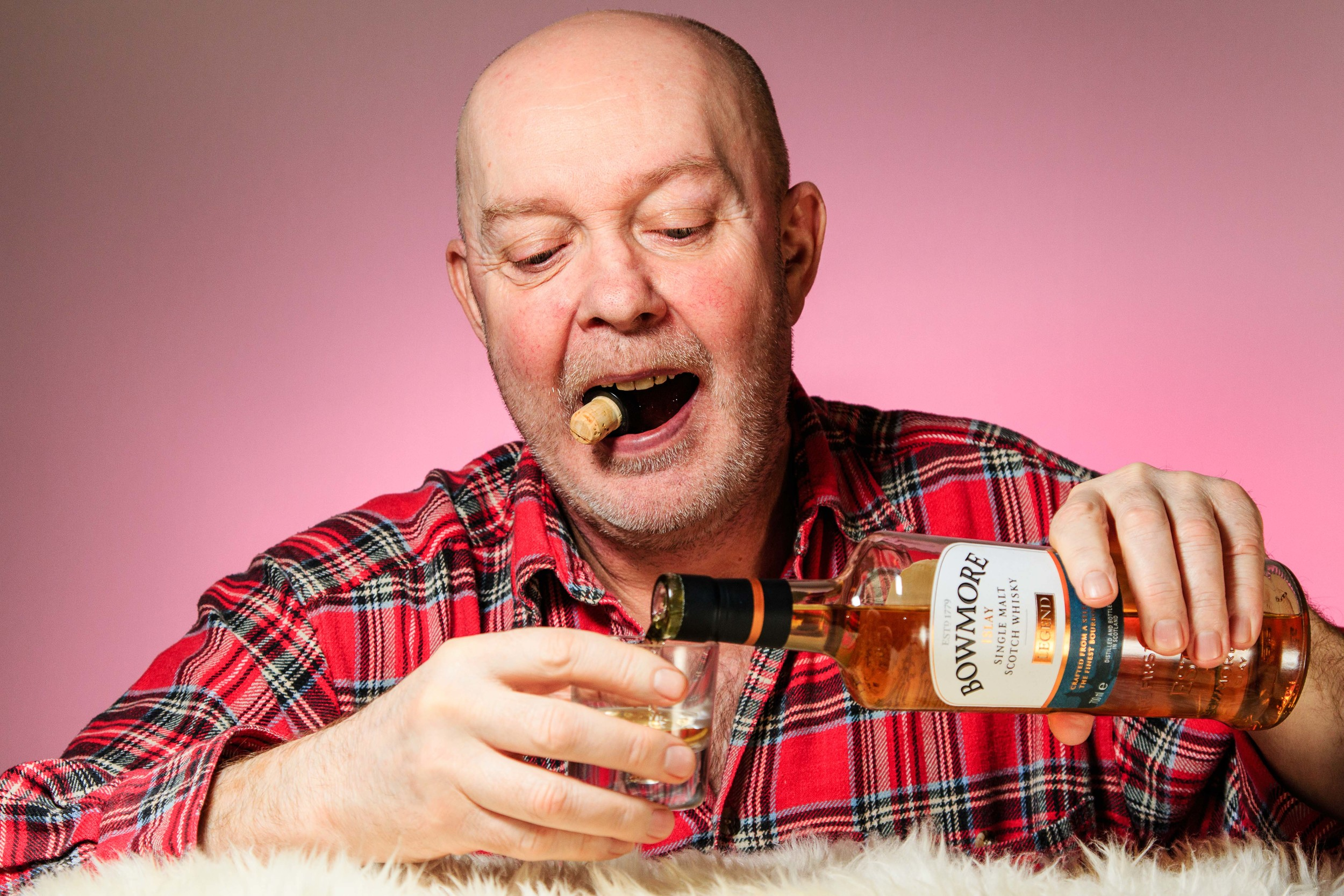 Anders and Mr Bowmore.