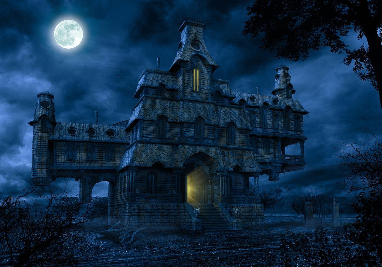 Haunted House, Key Visual