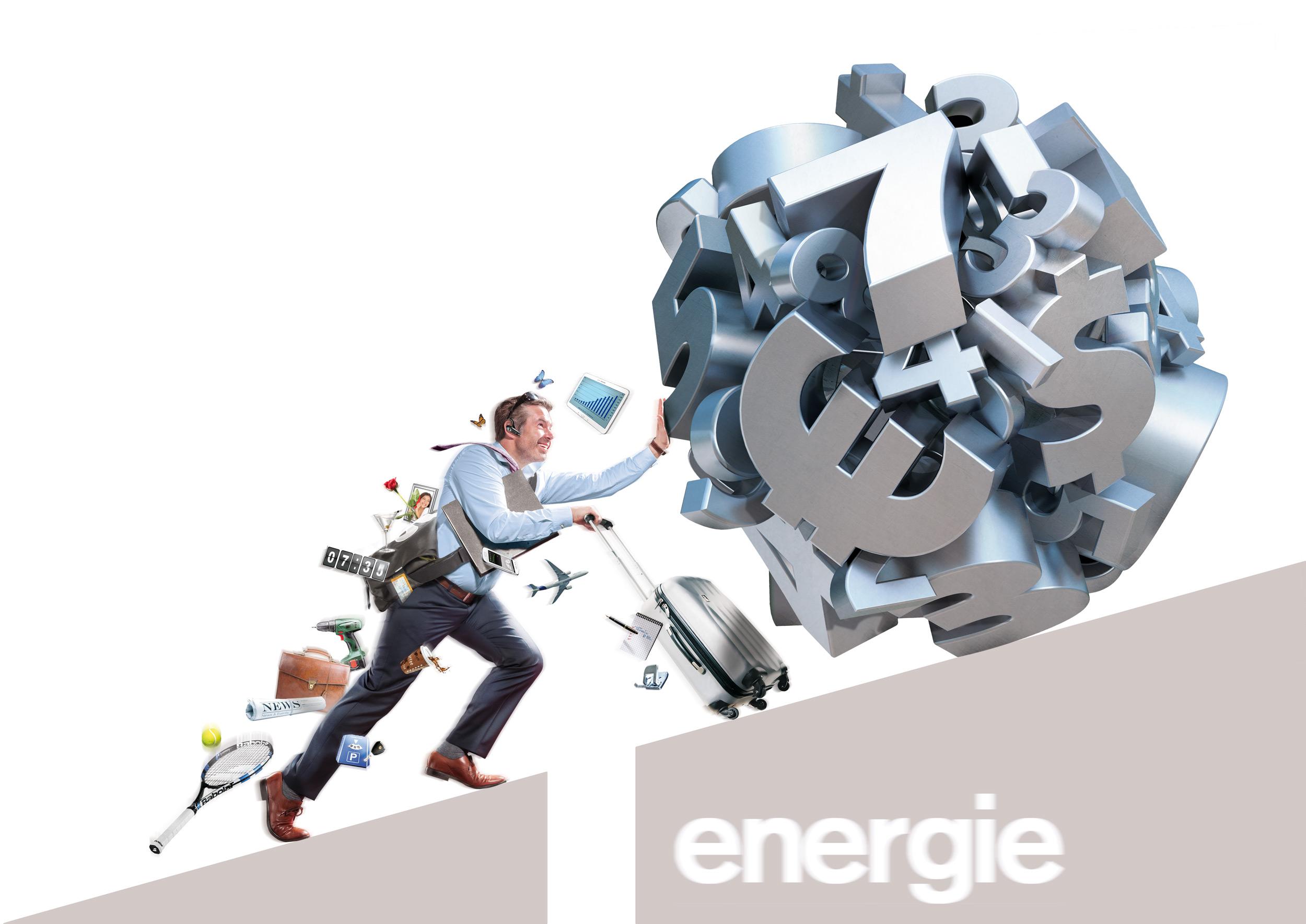 Key Visual for additiva energie