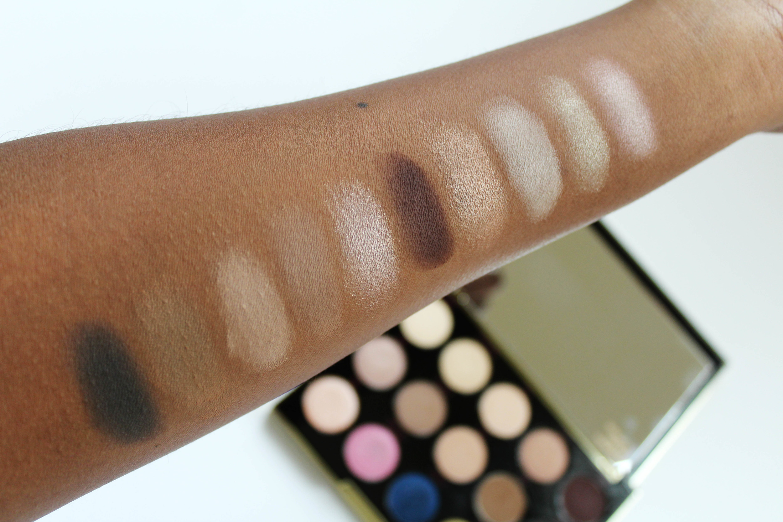 Swatches (rows 1 and 2; left to right): Serious, Zone, Skark, Anaheim, Baby, Punk, Steady, Skimp, Bathwater, Blonde