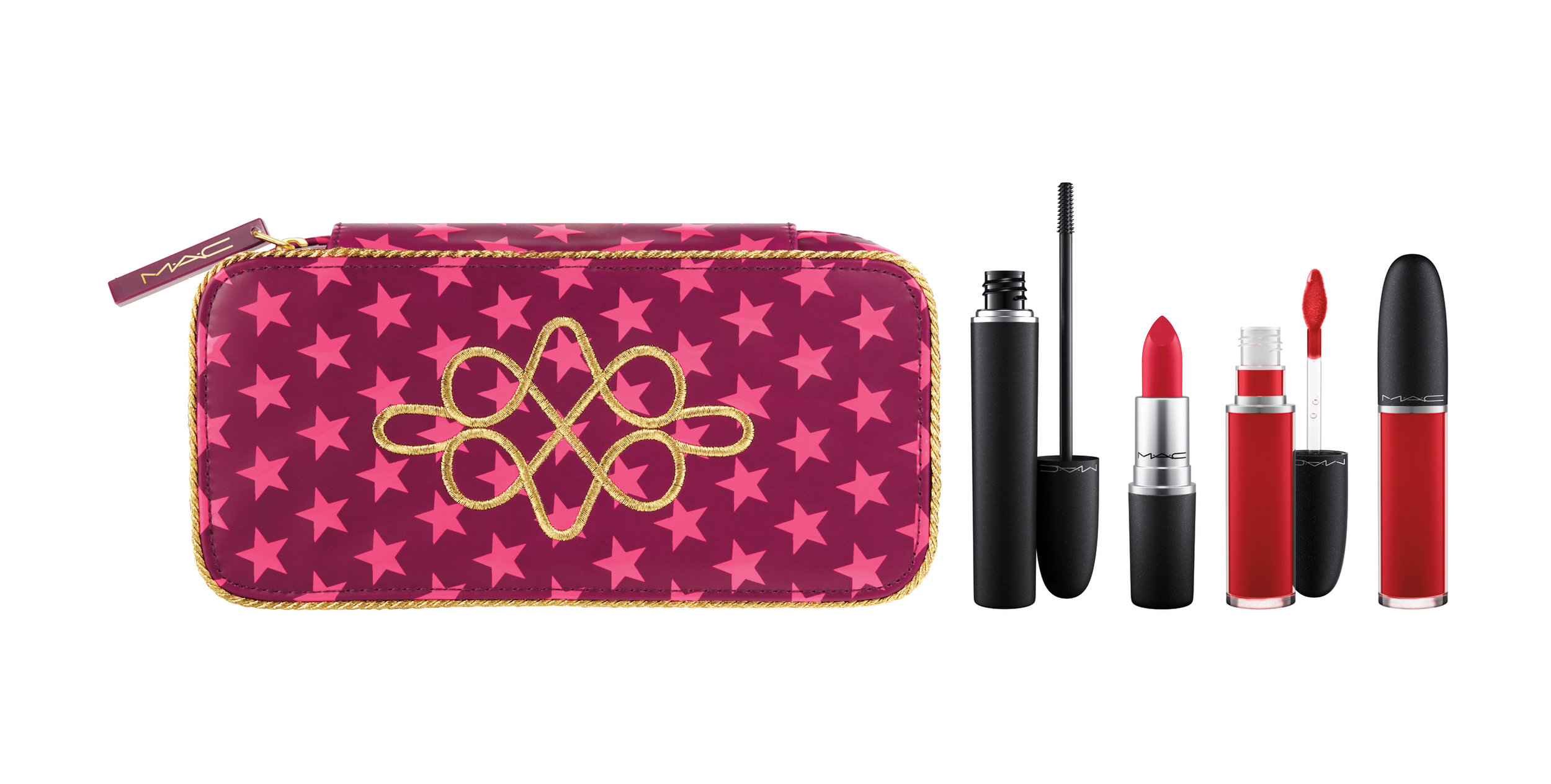 Red Lip Bag