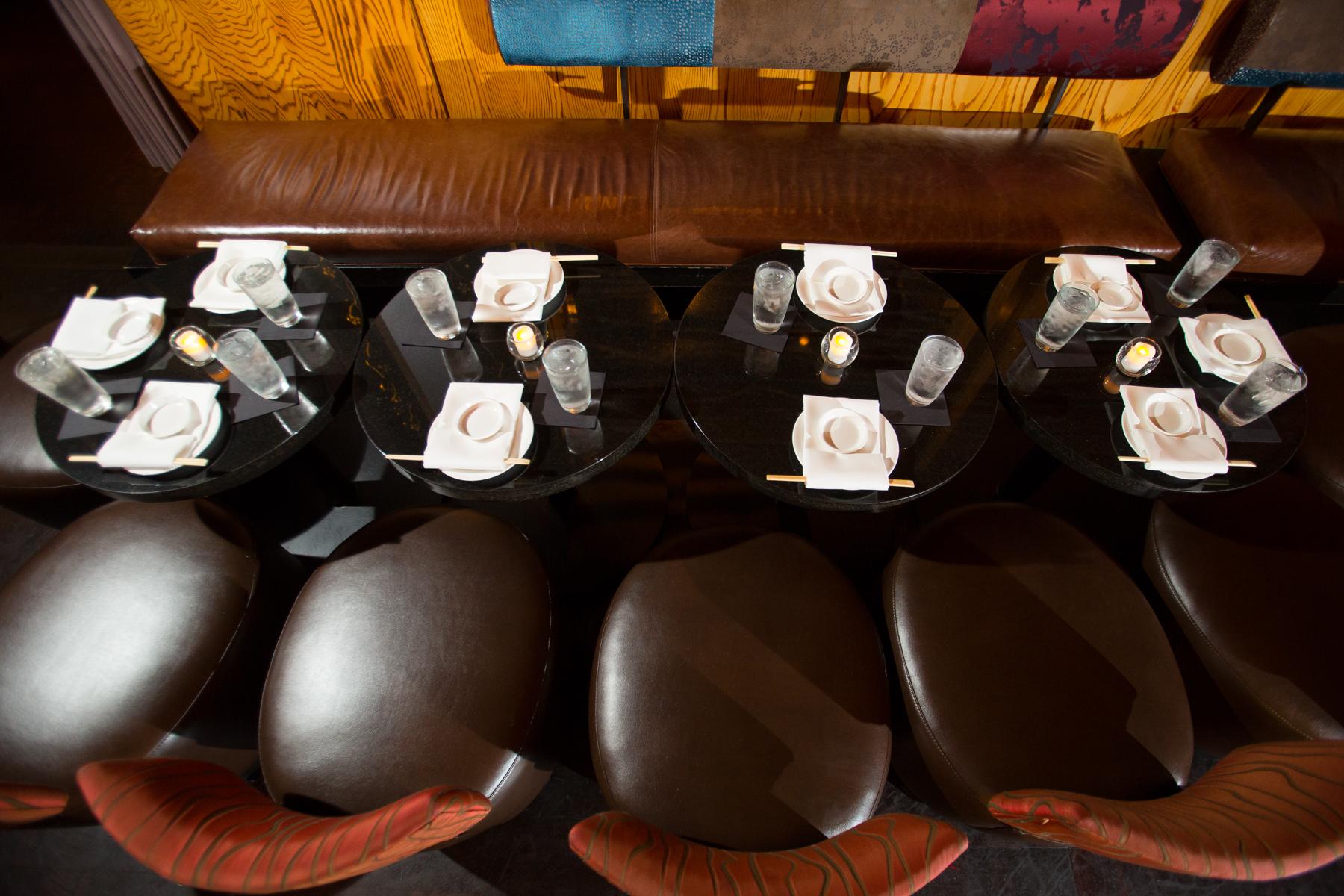 Intimate Table Settings