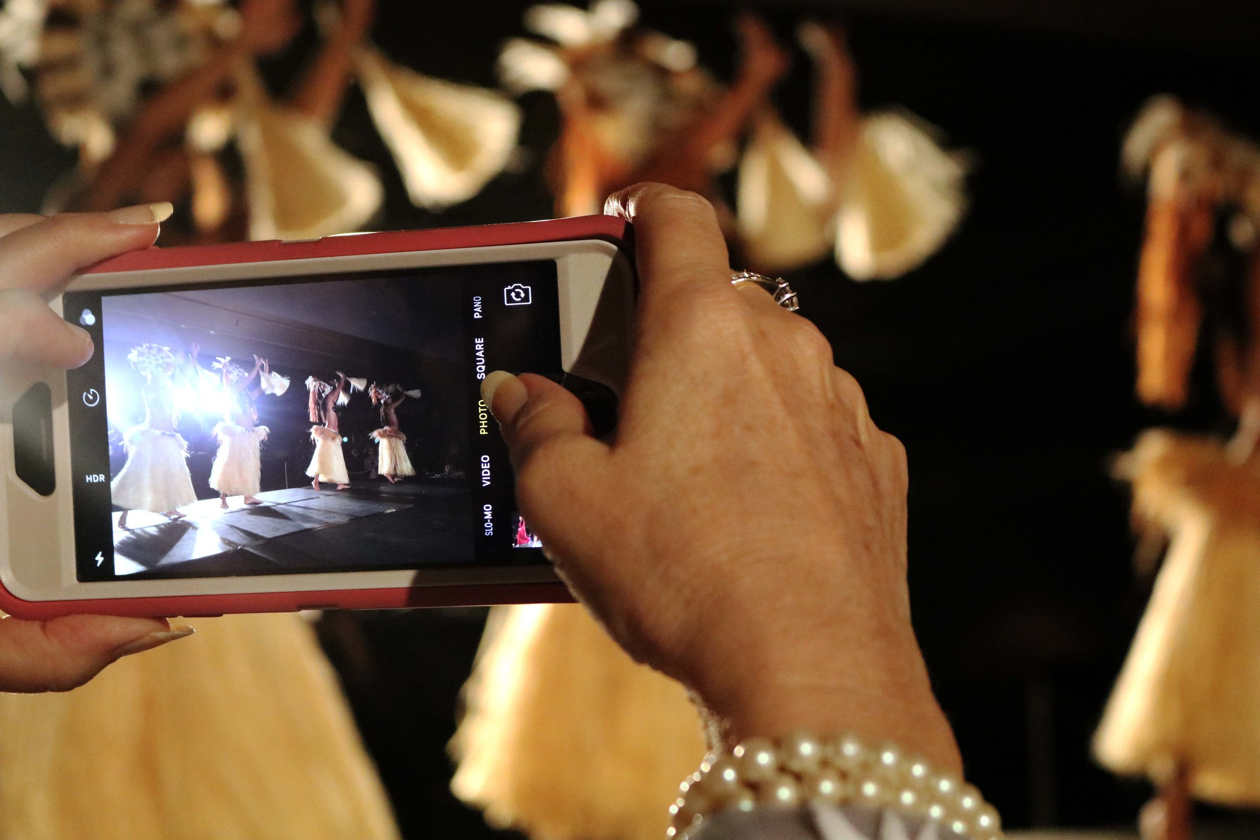Kauai Fashion Weekend was more than just a fashion show -- it was a cultural experience worth capturing every moment of.