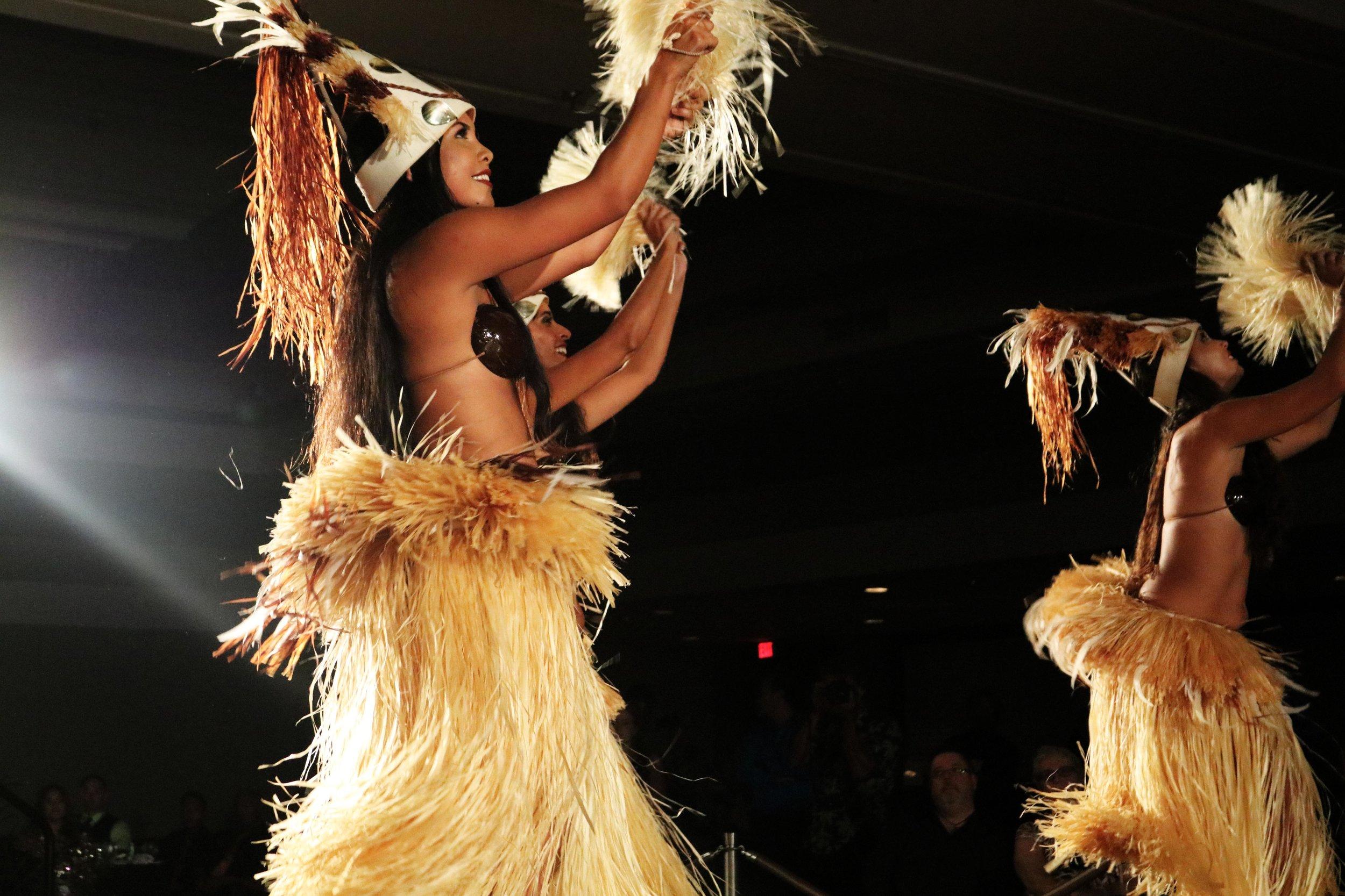Entertainment, Hālau hula o Leilani, Lauai Makaiwa
