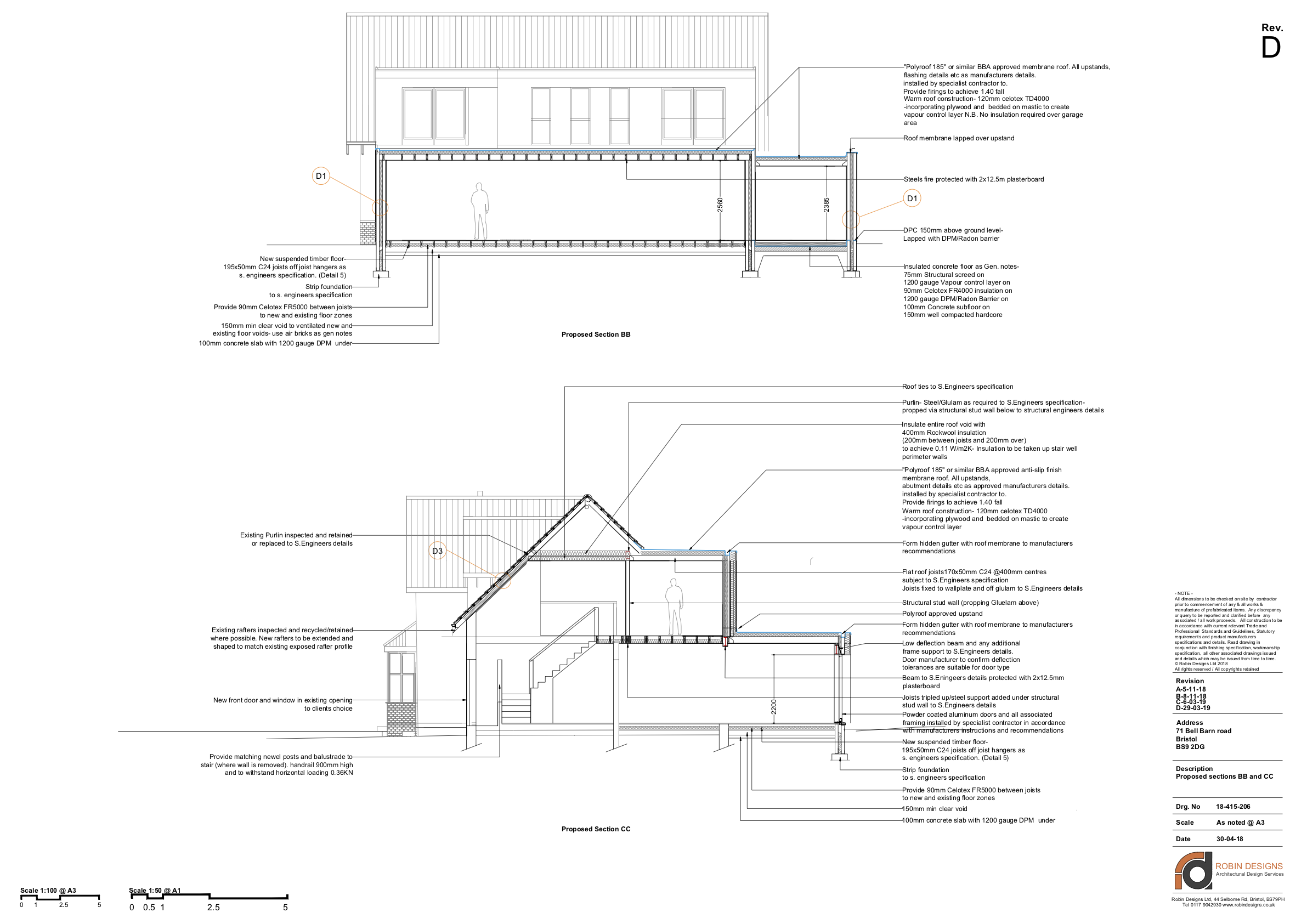 71 Bell barn construction drawings 29-03-19-206 Sect BB and CC.png