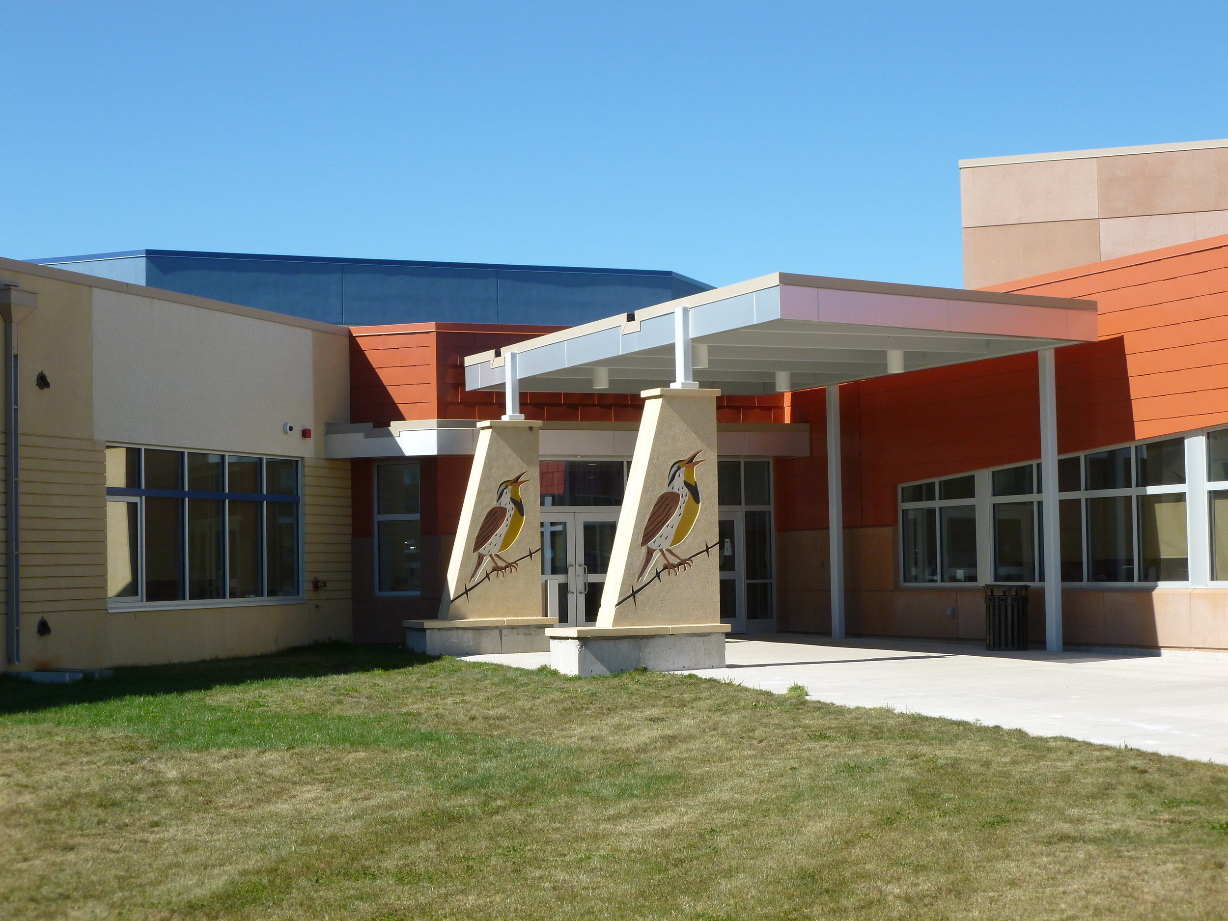 Todd County Elementary School - Mission, SD