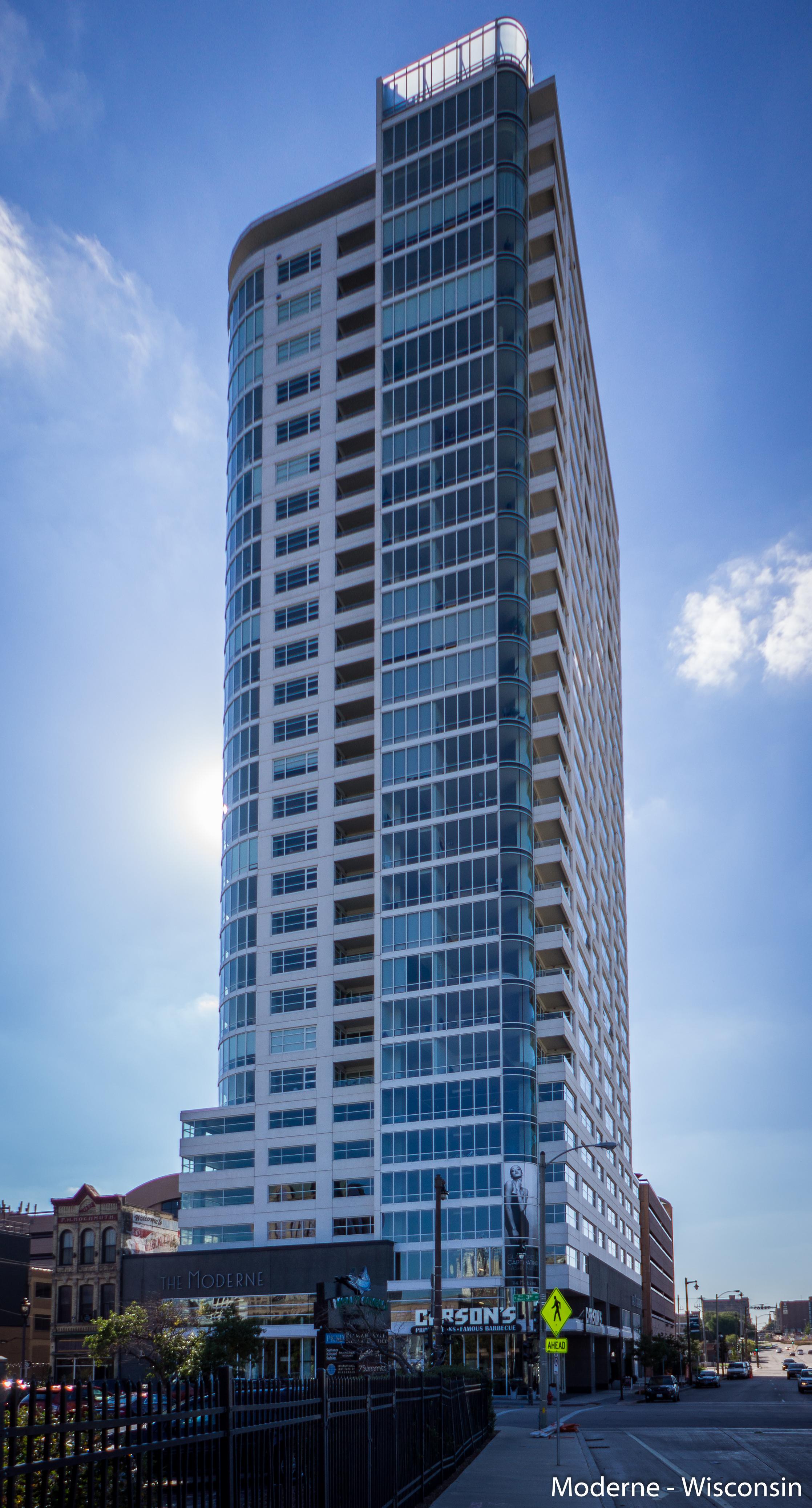 The Moderne - Milwaukee, WI