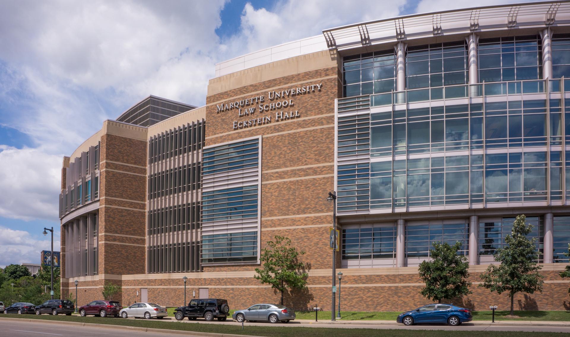 Marquette University - Eckstein Hall