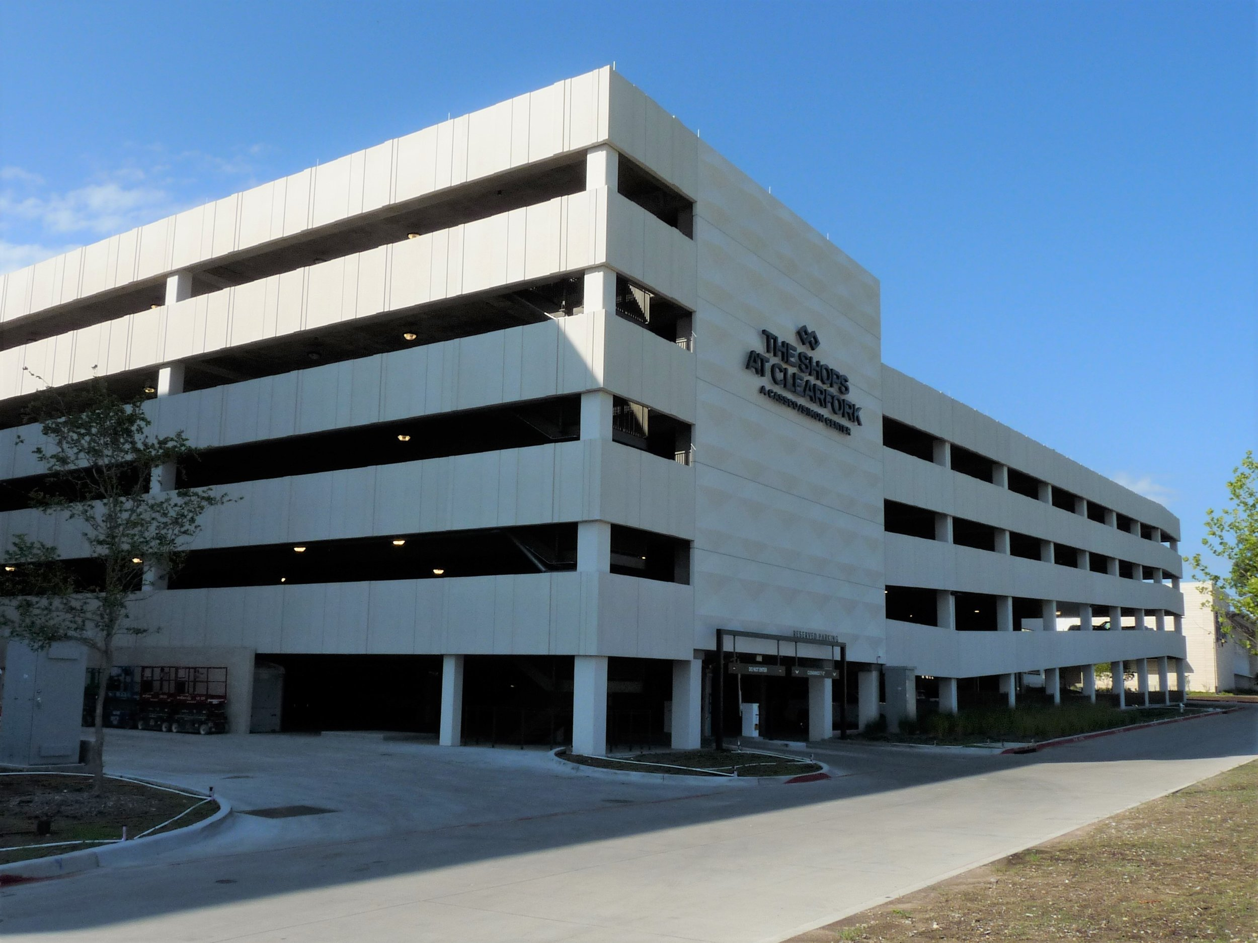 Clearfork Parking Garage - Fort Worth, TX