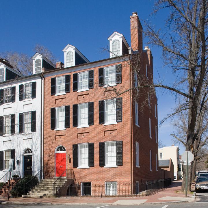 A DC Row House