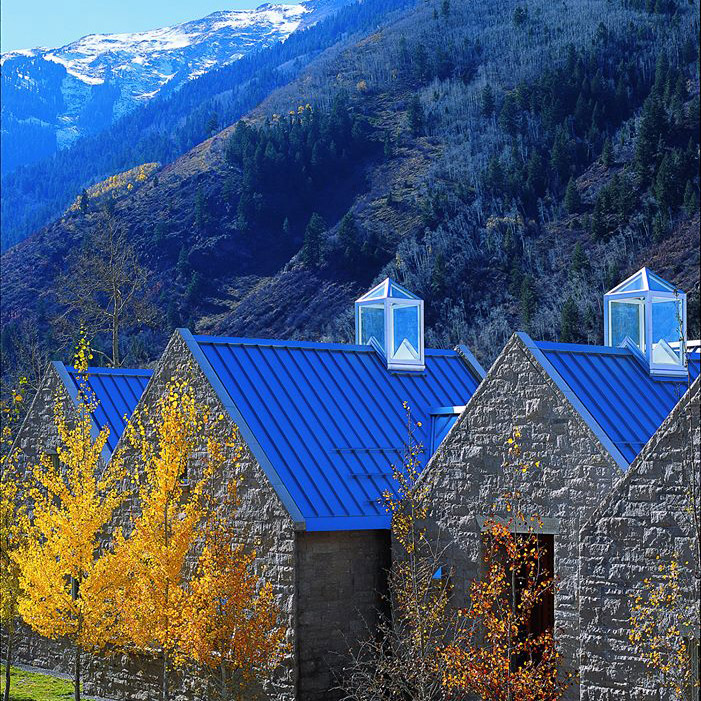 A Mountain Retreat