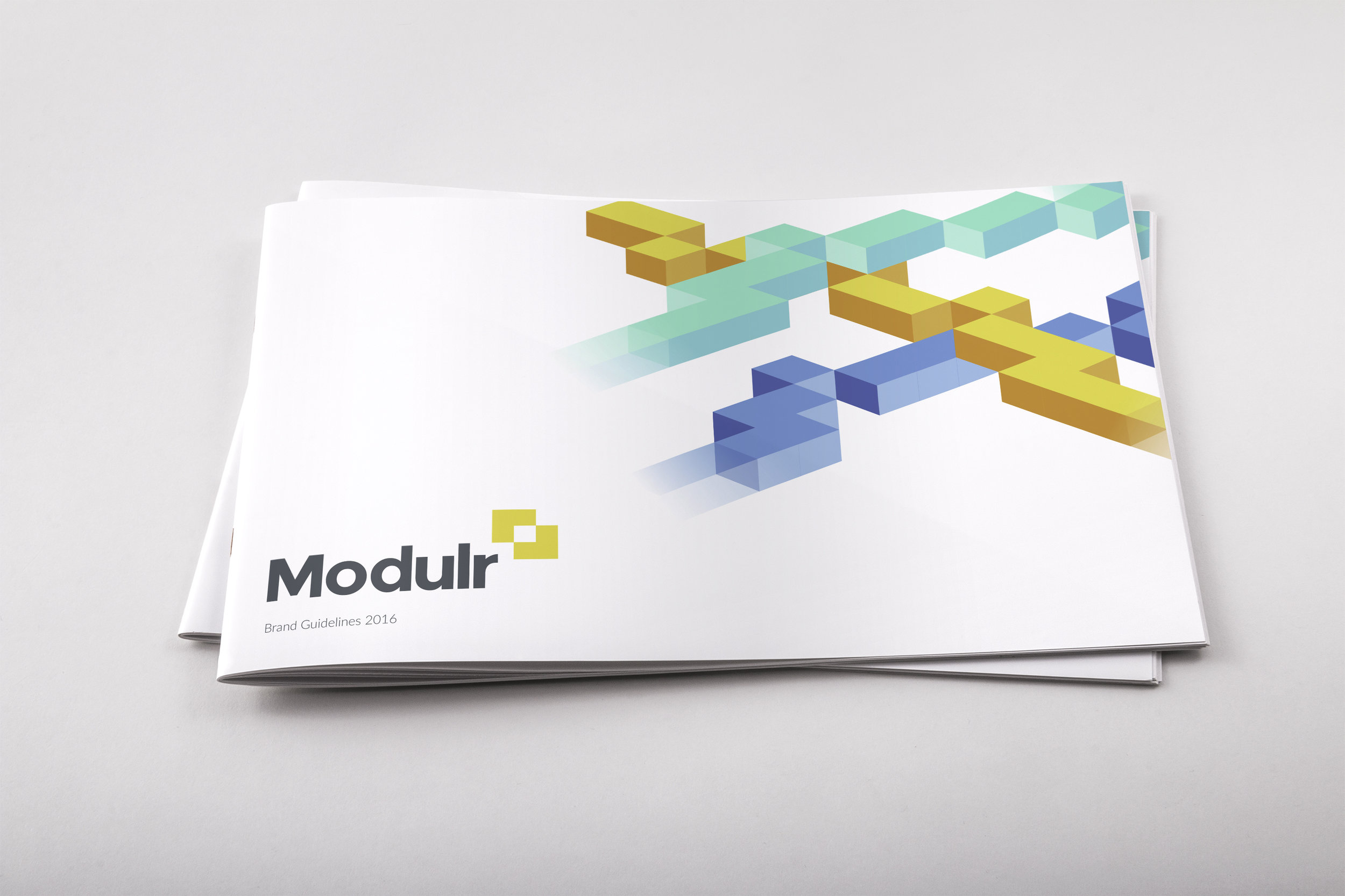 Modulr Brand Book Cover Lee Fairbrother