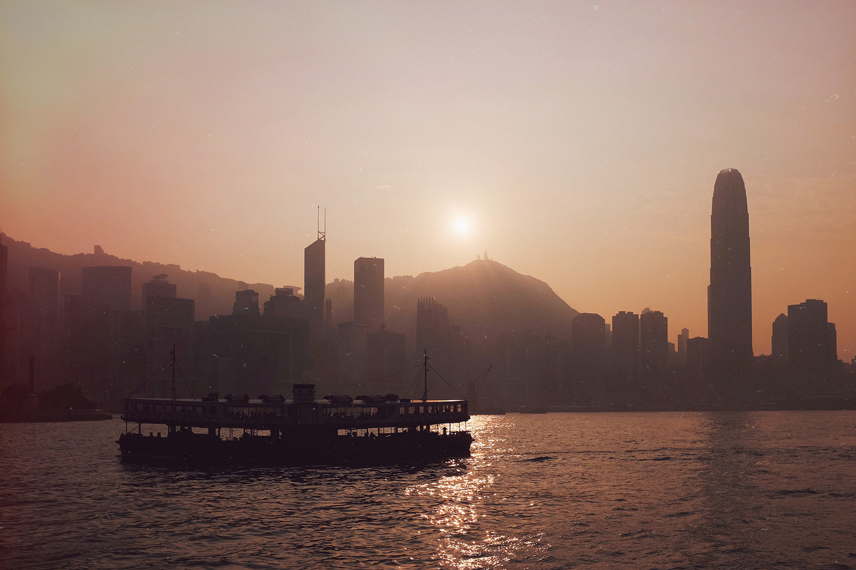 hongkongsunset