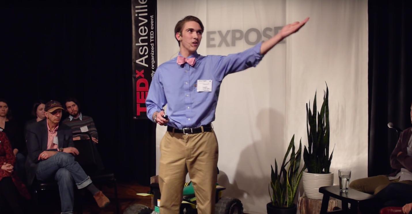 Forrest T. Heath III TEDxAshville
