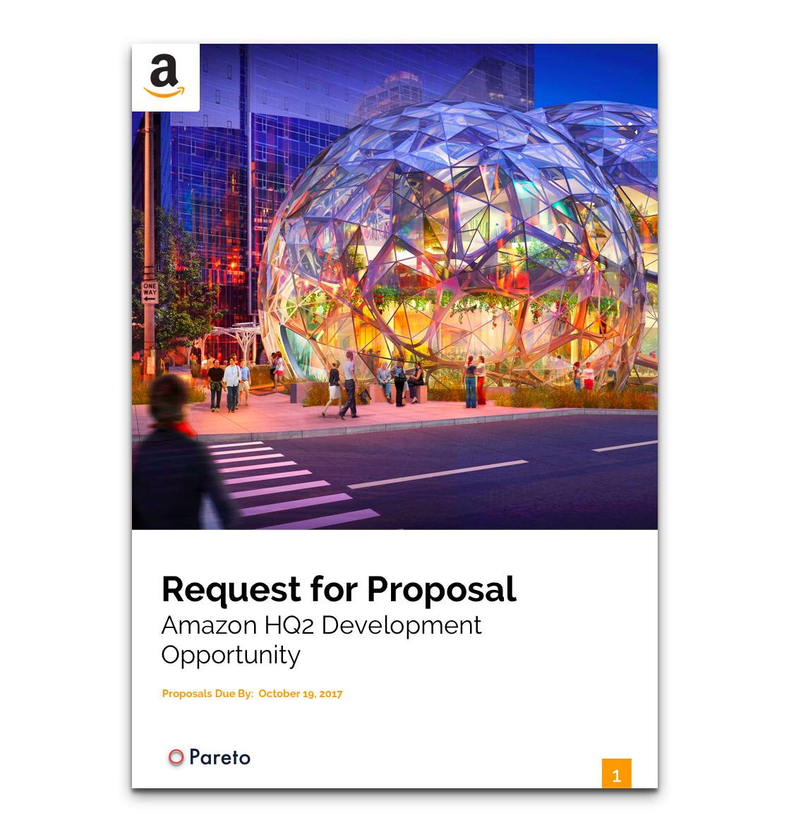 Amazon HQ2 Request for Proposal -