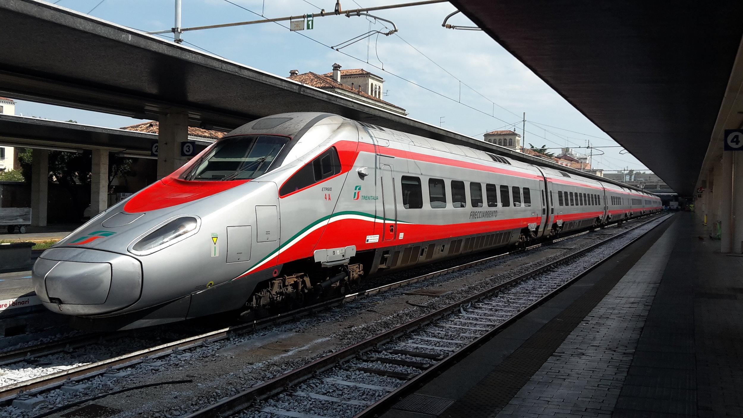 Trenitalia - State Owned HSR Operator