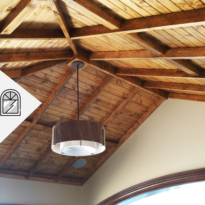 Trim Services - Finishing and Trim Carpentry.