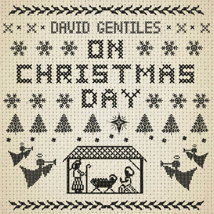 On Christmas Day - David Gentiles