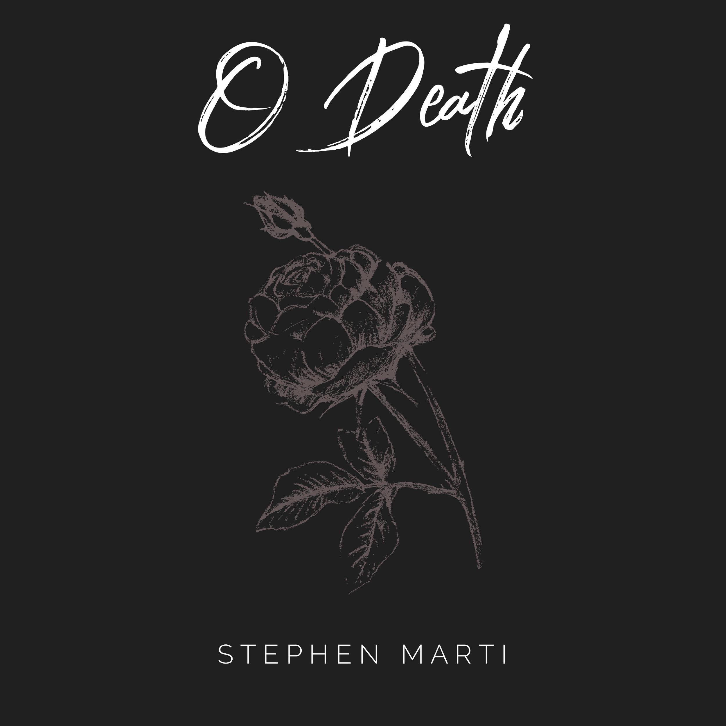 O Death Single Art (retry).jpg