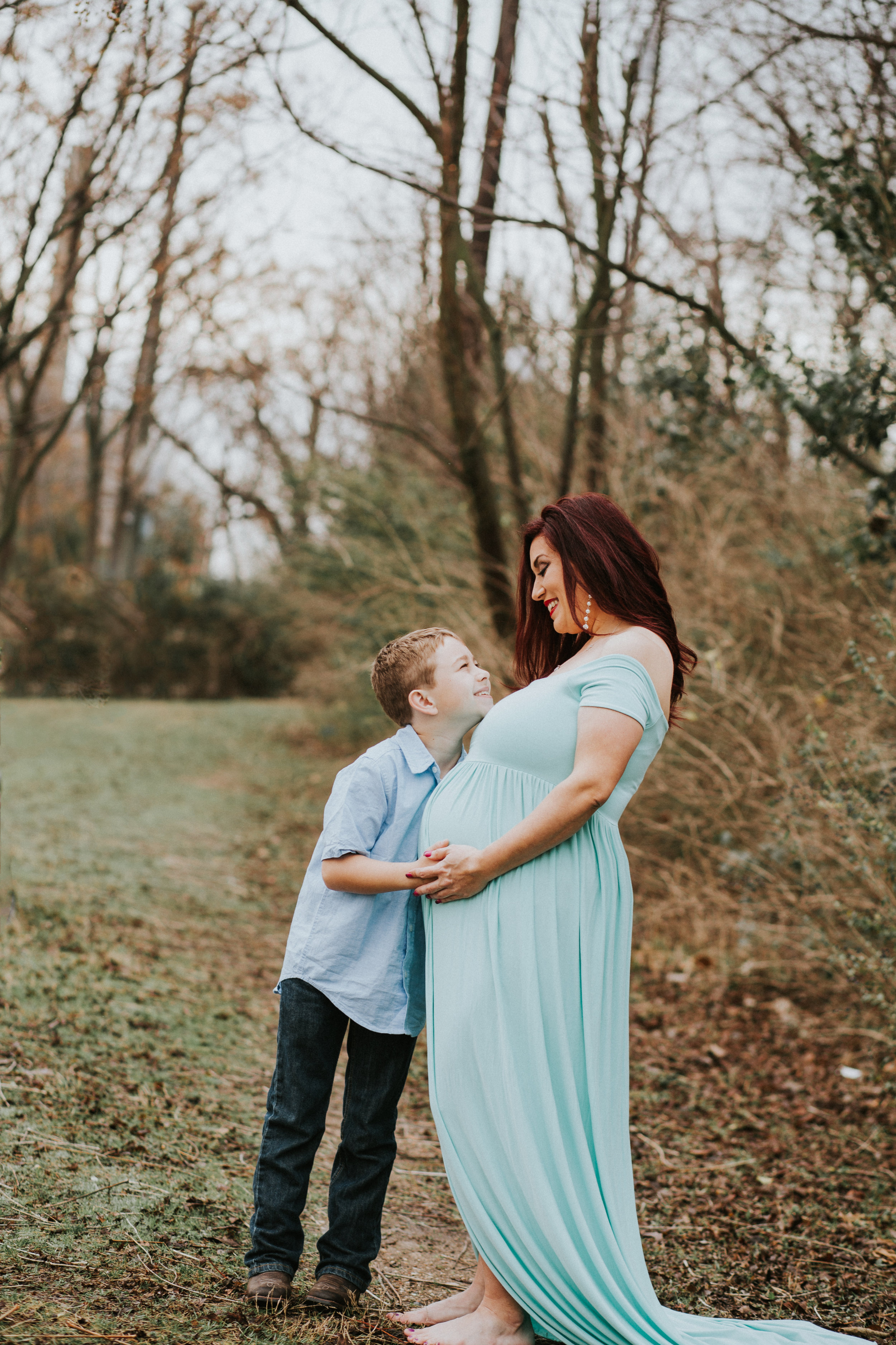 mesquite maternity and birth photographer