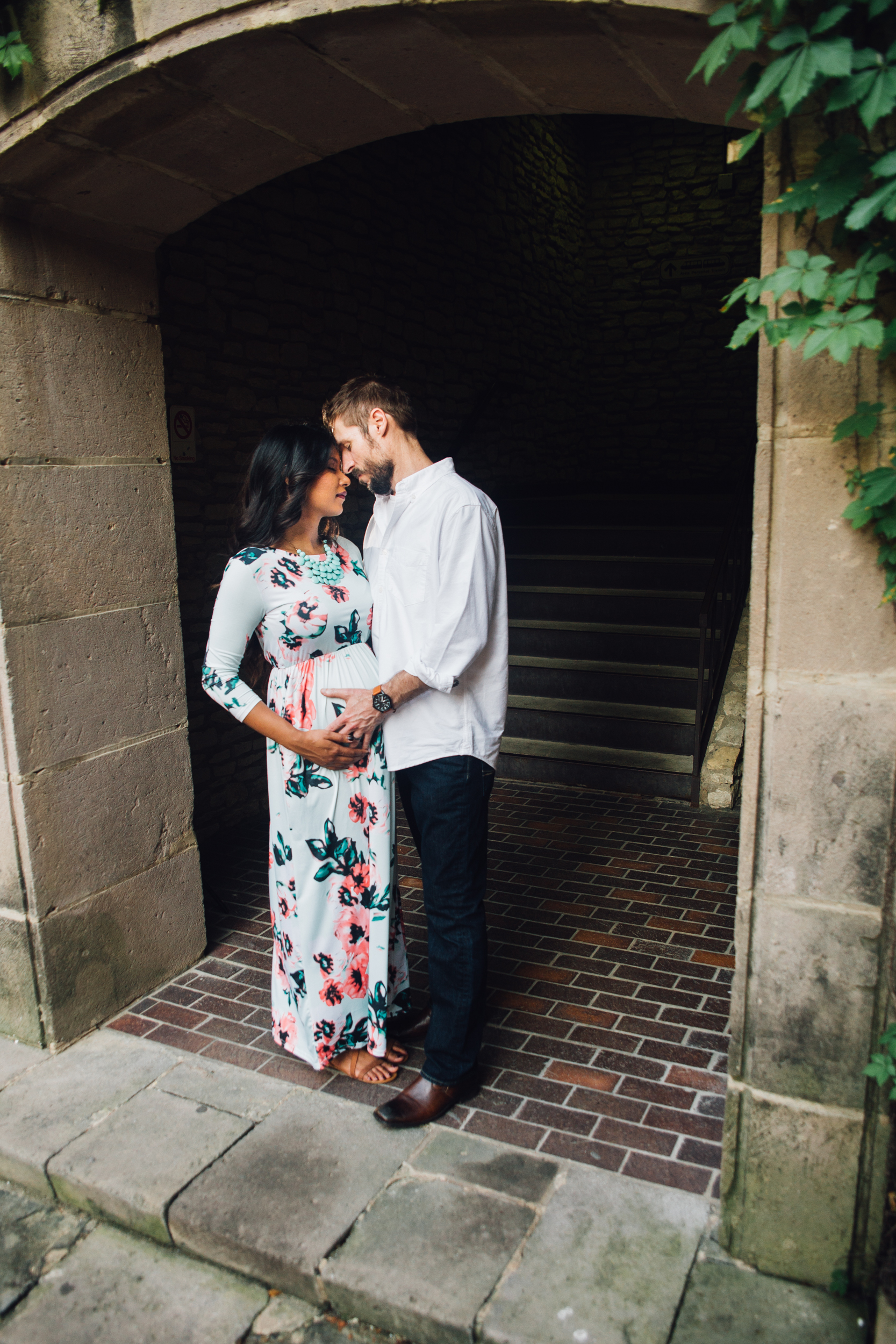 dallas tx maternity portraits