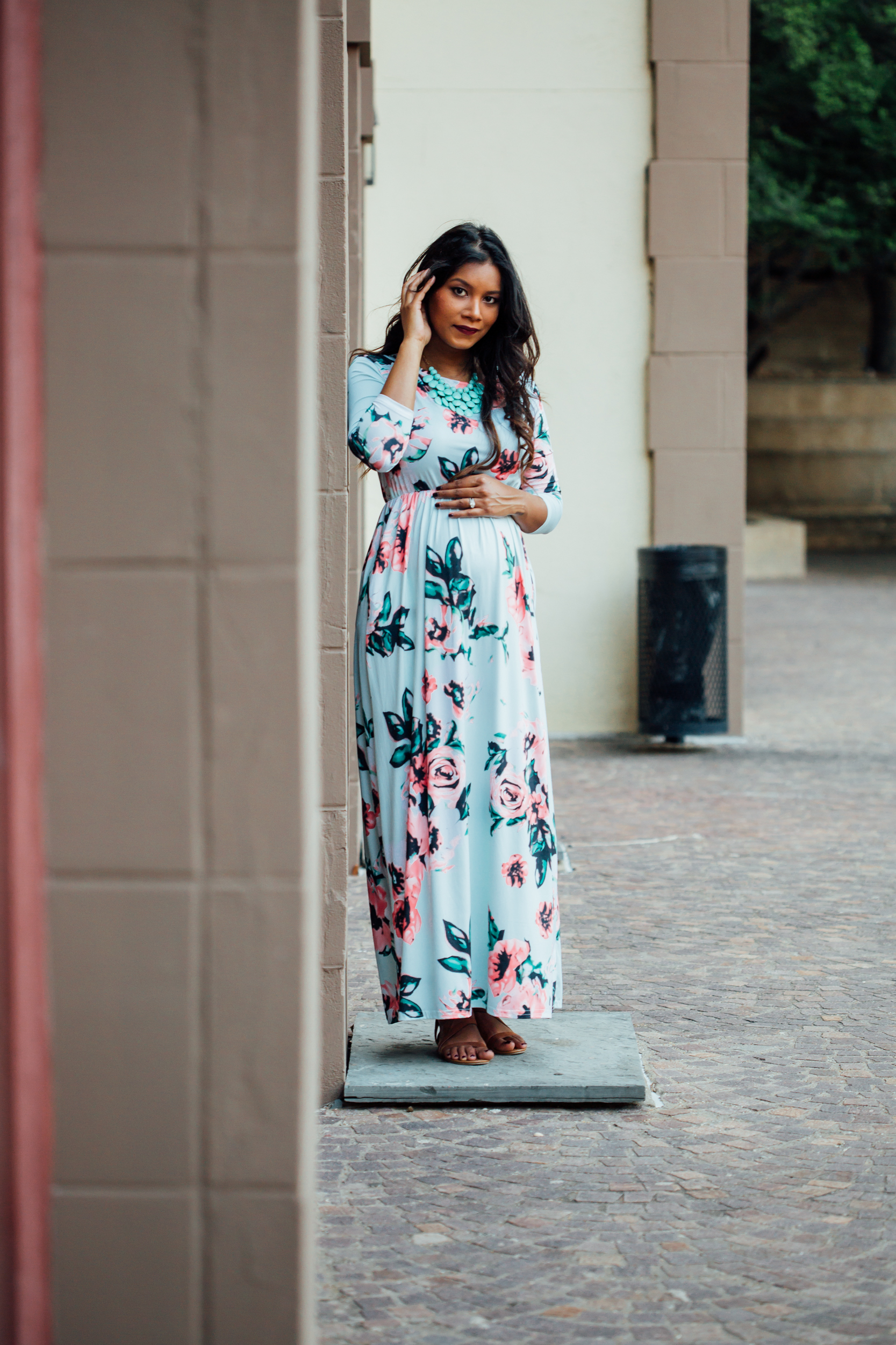 maternity pictures las colinas canals