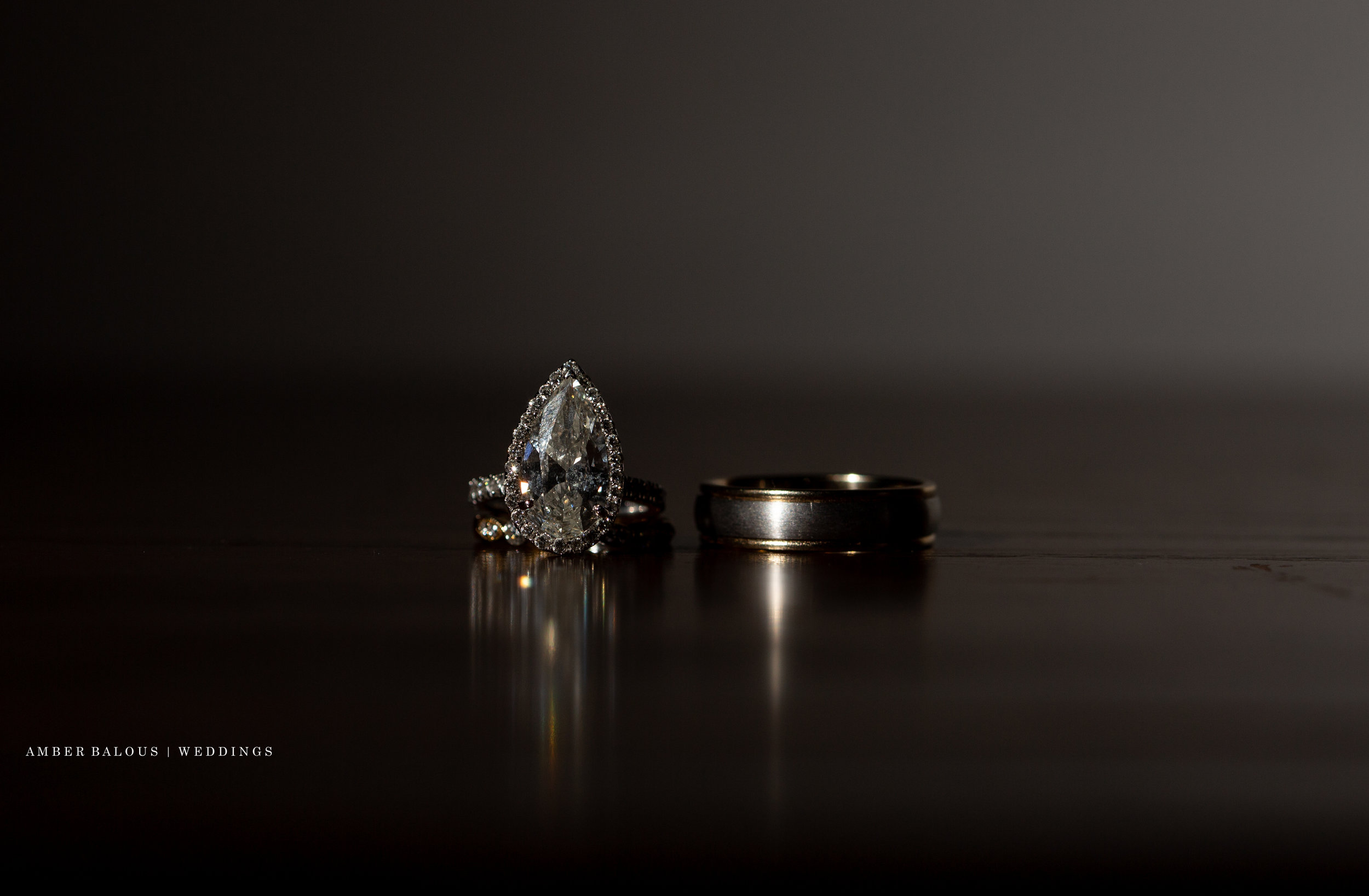 wedding ring set dallas wedding photographer